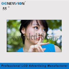 55 Inch Ultra Narrow Bezel LCD Video Wall(MD-550)