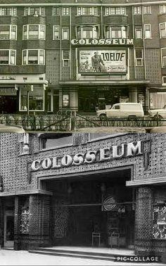 Beijerlandselaan met bioscoop colosseum