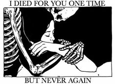 I died for you one time. But never again. Olgierd Von Everec, The Wicked The Divine, Creepy, Scary, Jm Barrie, Ligne Claire, Skeleton Art, Skeleton Drawings, Never Again