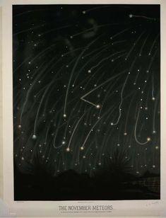 Illustrations astronomical of the XIX century - Ilustrações astronômicas do século XIX.