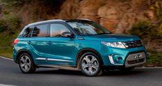 2015 Suzuki Vitara Review 4