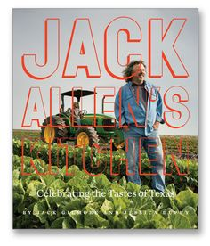 """Cover of """"Jack Allen's Kitchen,"""" the new cookbook from Jack Gilmore and his Austin-based eatery."""