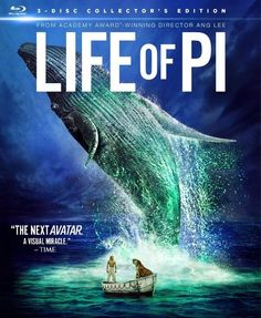 Life of Pi - I didn't see this in 3D, I don't understand the hype around this movie. I did not like the story line.