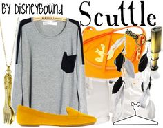 Scuttle outfit!