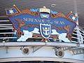 MS Serenade of the Seas - Wikipedia, the free encyclopedia Serenade Of The Seas, Chevrolet Logo, Ms, Sailing, Cruise, February, Free, Candle, Cruises