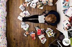 Der französische Fotograf Florian Beaudenon zeigt fremde Zimmer von oben - detailverliebt.de