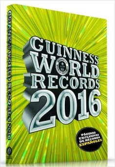 Guinness World Records 2016. Planeta de Libros