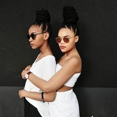 @lindi_xo @thando_azzurre😍😍😍 #braids #braidsgangbeauty #boxbraids #braidgang #braidsganghair #braidsgang #braided #twists #havannatwist #cornrows #beauty #hairgoals #protectivestyle #protectivehairstyles #braided #locs #dreadlocks #braidgoals #hairgoals #dreads #crochet #crochettwists #bigbraids #jumbobraids #jumbobraidinghair #jumbotwists #crochetbraids #braidsgoals #protectivestyling #melanin #melaninbeauty #braidsgangfashion ~~~~~~~~~~~~~~~~~~~~~~~~~~~~~~~~~~~~~~~~~~ Like 👍🏼 Us (faceb...