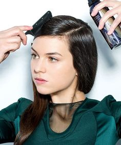 The Dos & Don'ts Of Layering Hair Products Like A Pro #refinery29  http://www.refinery29.com/the-coveteur/93