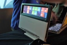 Intel Nikiski Prototype Ultrabook