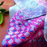 Come riutilizzare vecchie cravatte per stampare su seta