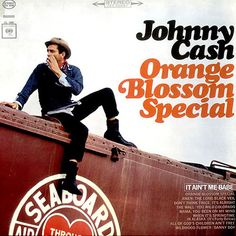Johnny Cash Orange Blossom Special – Knick Knack Records