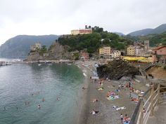 Monterosso al Mare Italia (Luglio)