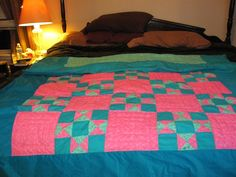 Quilt for my daughter Rayne that I am still working on