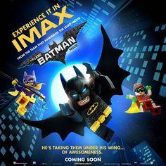 The LEGO Batman Movie New IMAX Poster Revealed