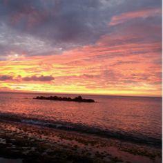 Grenada sunset May 2012