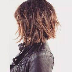 Coupe de cheveux mi long femme hiver 2018