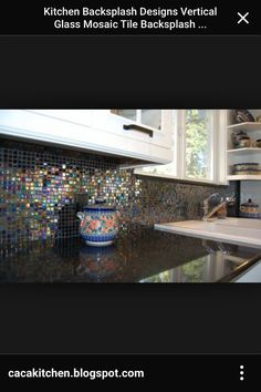 Irredescent Tiles