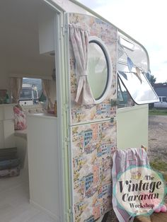 Vintage Caravan Design by TVCW  The Vintage Caravan Workshop