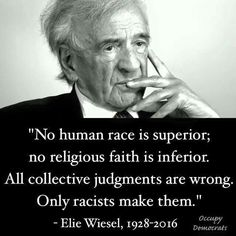 """Int'l Commemoration of Holocaust Victims Day; Jan Elie Wiesel Eliezer """"Elie"""" Wiesel KBE was a Romanian-born American Jewish writer, professor, political activist, Nobel Laureate and Holocaust survivor. Wisdom Quotes, Quotes To Live By, Life Quotes, Quotable Quotes, Favorite Quotes, Best Quotes, Breathe, Holocaust Survivors, Holocaust Memorial"""