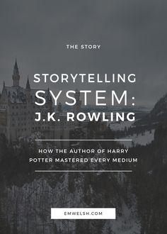 Storytelling System - JK Rowling