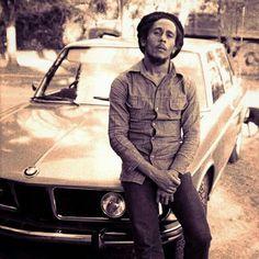 Bob- the legendary  Rasta chillin