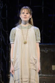 Dream role:Molly from Peter and the Starcatcher