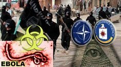 アルシオン・プレヤデス23−1 エリートの秘密の武器か?エボラ、イスラム国IS、テロ、気候変動...