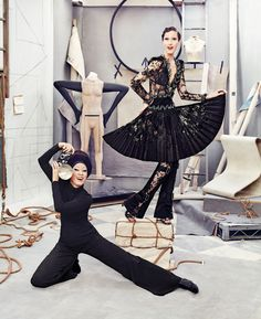 1000 images about fashional black on pinterest yohji Fashion style book bonnie marcus