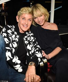 Aussie vows! Ellen DeGeneres and wife Portia de Rossi will marry for a second time in Aust...