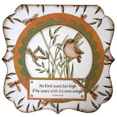 This is the gorgeous new Birds & Grasses set designed by Sharon Bennett for Hobby Art. Clear set contains 8 stamps. Overall size of set - 100mm x 260mm approx. All our clear stamps are made with photopolymer resin. As seen on Create & Craft. This Stunning card was made by Heidi Green