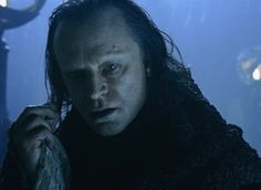 Brad Dourif was perfect in the role of the Grima Wormtongue (The Lord of the Rings) he just celebrated his 50th birthday on 4/18.
