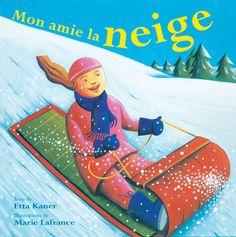 Pourquoi la neige estelleblanche? Pourquoiun flocon adopte-t-ildifférentes formes?Les enfants aimerontapprendre tout sur laneige et pourquoi lesgens l'aiment tellement.