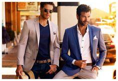 Blazer, blazer, blazer... sempre a melhor escolha !!!