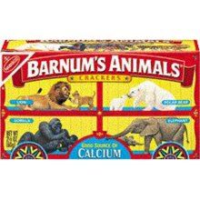 animal crackers - loved ♥