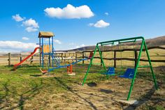 playgrounds....I remember when this was so much fun!