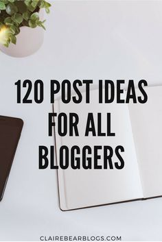 Great ideas for content creation if you are stuck for topics. #blog #topics