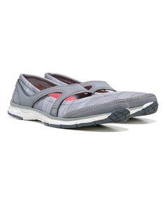 df76ab0cd41 Gray Atlas Stretch Walking Shoe - Women  zulilyfinds