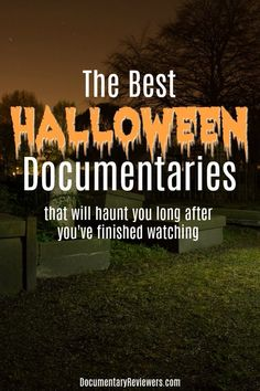 Add these Halloween documentaries to your holiday lineup for a truly terrifying and creepy movie night! Witches, urban legends, serial killers, and true imposters are just the tip of the iceberg. Halloween Movies List, Halloween Make, Holidays Halloween, Halloween Stories Scary, Halloween Legends, Scary Documentaries, Creepy Movies, Scary Stories, Netflix Movies