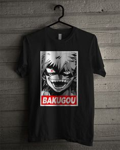 Bakugou Anime T Shirt, This t-shirt is Made To Order, one by one printed so we can control the quality. Cosplay Outfits, Edgy Outfits, Anime Outfits, Grunge Outfits, Cool Outfits, My Hero Academia Merchandise, Anime Inspired Outfits, Otaku, Style Japonais