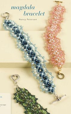 magdala bracelet | biser.info - всё о бисере и бисерном творчестве