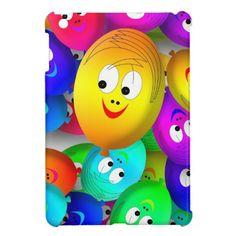 Birthday Balloons iPad Mini Cover