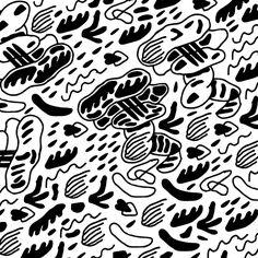 random pattern ..... Guy Field: guyfield.tumblr.com