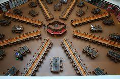 Victoria library, Melbourne Australia