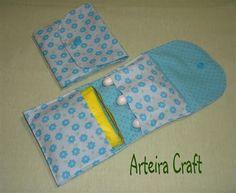 Arteira Craft: Porta Absorventes