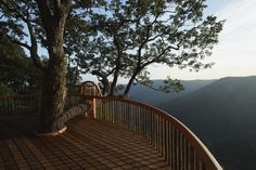 The Tree House at Primland Resort--fantastic deck for a destination wedding