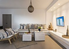 Errikos Kohls Premium Rental Services is a specialised agency based on the island of Paros that offers a variety of premium properties. Living Area, Living Room, Villa, Relax, Kohls, Interior, Home, Decoration Home, Real Estates