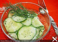 Schlesischer Gurkensalat, ein beliebtes Rezept aus der Kategorie Gemüse. Bewertungen: 6. Durchschnitt: Ø 4,0.
