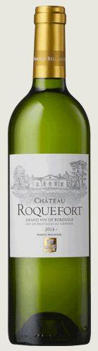 Château Roquefort Blanc 2014