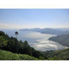 『琵琶湖と余呉湖、両方見えます』by PHOPHOCHANGさん - 賤ヶ岳のクチコミ